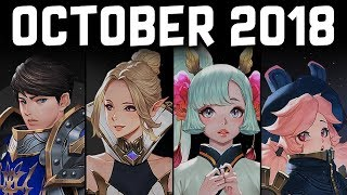 Top 10 Best Android & iOS Games of October 2018