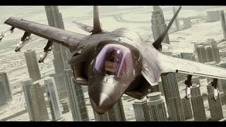 Ace Combat Assault Horizon: Official Trailer