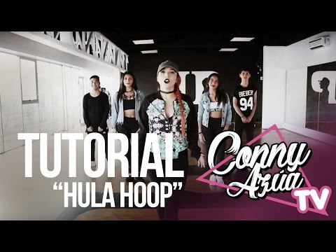 Tutorial 'Hula Hoop - Daddy Yankee' | Coreografía Conny Azúa