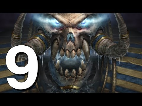 Let's Play Warcraft 3 (#9) - Flavors of Armor