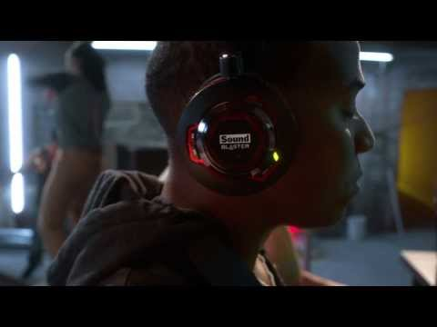 "Sound Blaster EVO Series ""Mike Ross"""