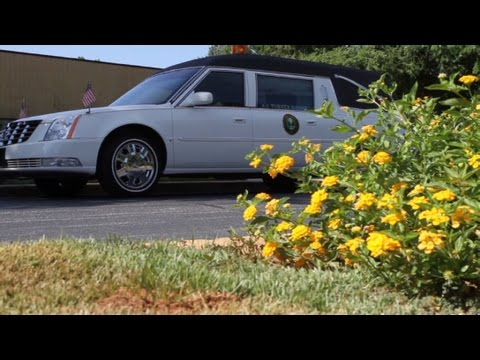 Funeral director: It's a calling