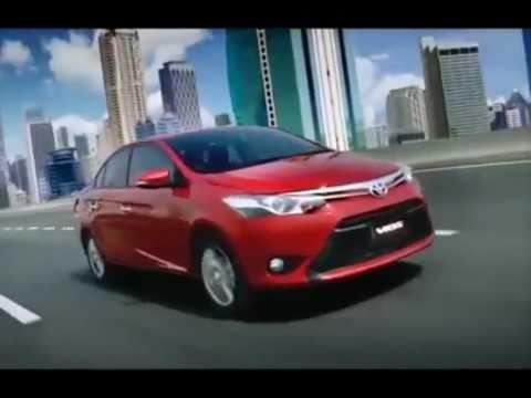 2013 Toyota Vios Thailand market TVC