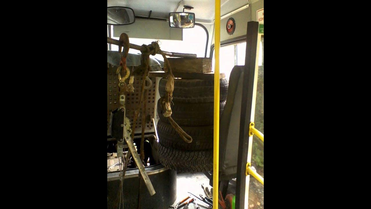 автобус паз аврора схема сцепления