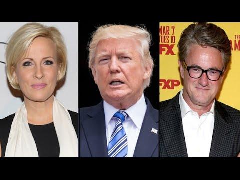 Defiant Trump resumes attacks on 'Morning Joe' hosts, despite bipartisan criticism