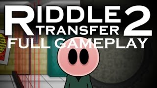 Riddle Transfer 2 (Riddle School 7) - Full Gameplay - No Commentary