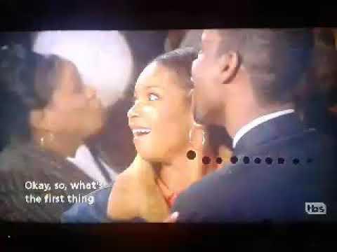 Download Head of State - Lisa & Mays Kiss Scene
