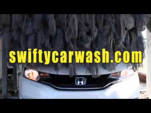 Swifty car wash in athens ga youtube for Car detailing athens ga