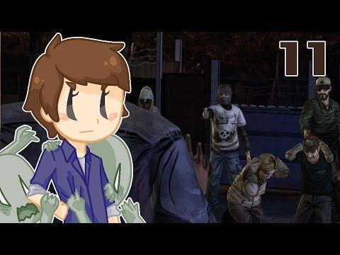 Let's Play: The Walking Dead - 11 - A Full Group Breakdown
