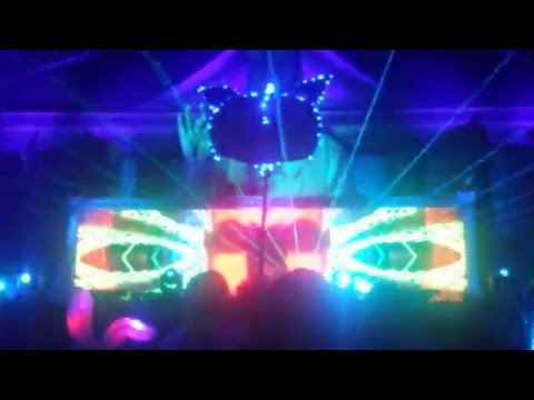 Best Of EDC 2016 Damian Lazarus Live @ Mexico City 28 Feb 16 (Part 4 of 6)