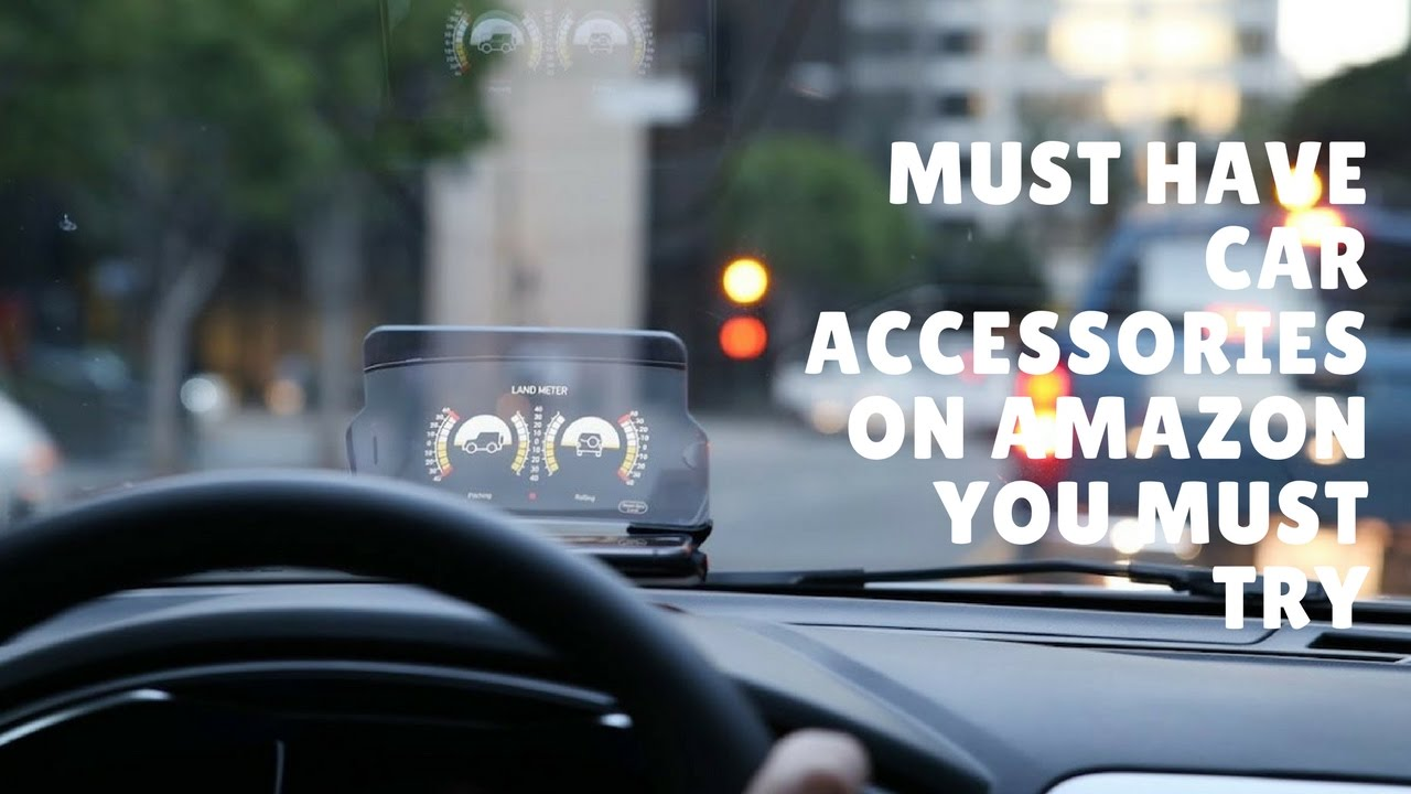 6 Must Have Car Accessories to Buy - YouTube