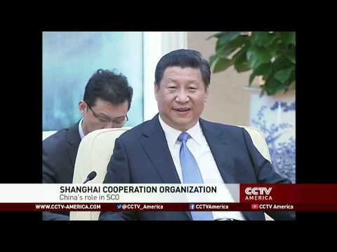 Is the Shanghai Cooperation Organization a military alliance?