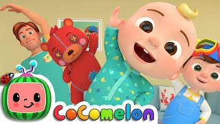 Yes Yes Stay Healthy Song | CoComelon Nursery Rhymes & Kids Songs