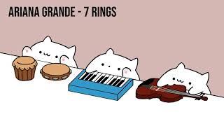 Bongo Cat Ariana Grande 7 rings Cat Cover.mp3