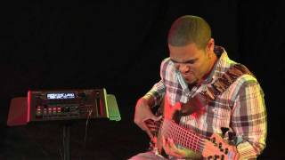 Bubby Lewis on the Roland VB-99 V-Bass System