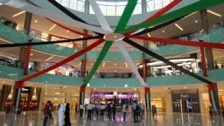 Dubai Mall Complete Tour - World's Largest Shopping Mall - Stores, Aquarium, Exotic Cars!