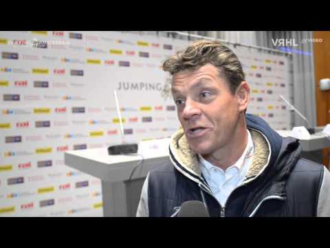 Jumping Amsterdam 2016   Behind the scenes interview jeroen