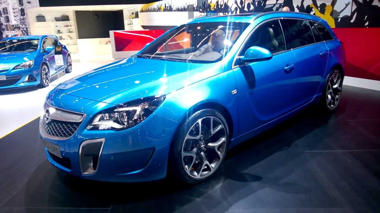 opel insignia sports tourer opc 2013 frankfurt motor show frankfurtin auton yttely iaa. Black Bedroom Furniture Sets. Home Design Ideas