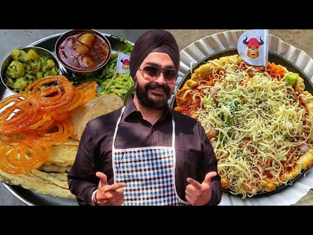 The most Iconic Street Food in Gujarat | Baar Baar