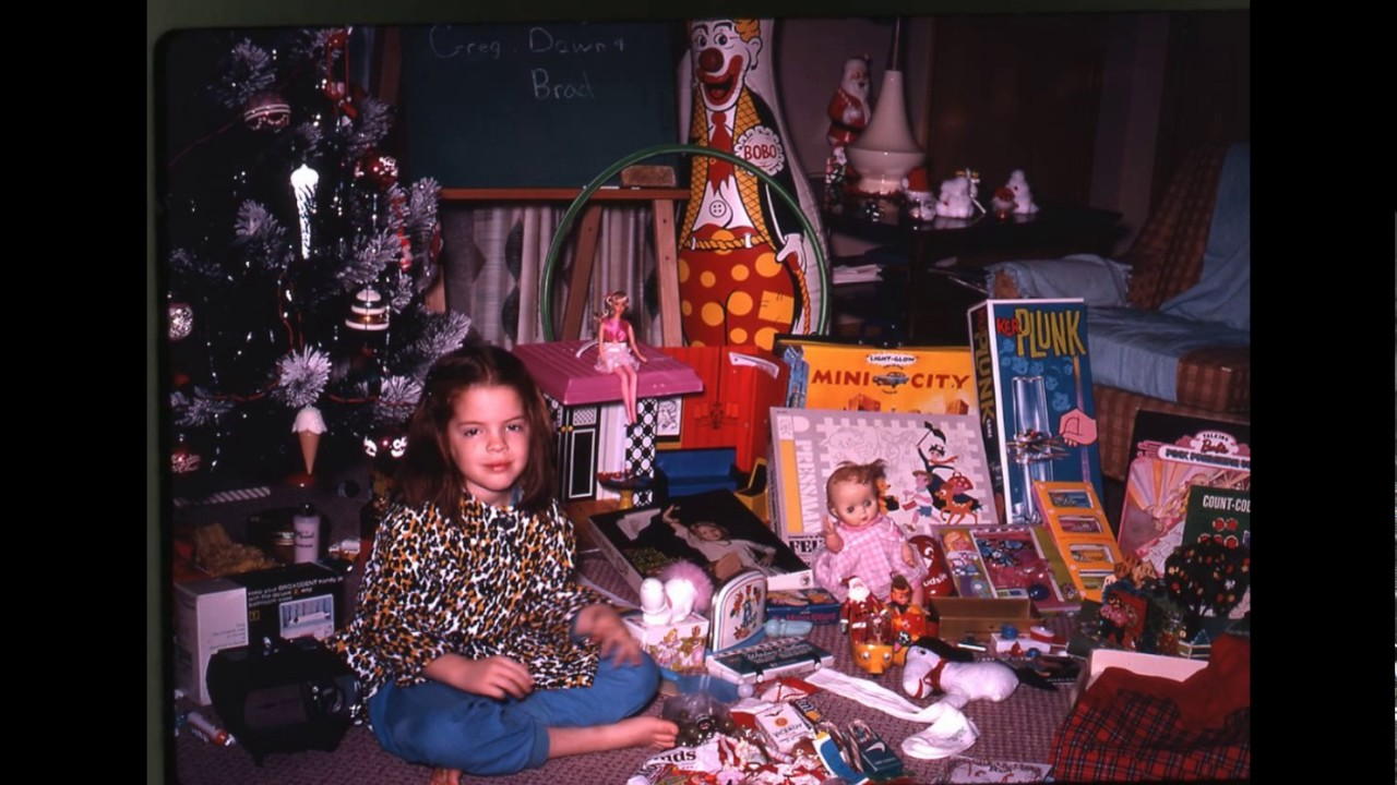 1960s , 1970s Vintage Awesome Christmas Day Toy Photos , YouTube
