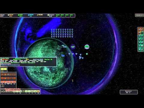 Part 2 of Beginner tutorial of starting a campaign in AI War: Fleet Command |