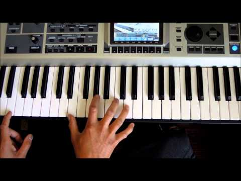 Debarge - Love Me In A Special Way - Piano Intro Tutorial