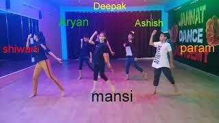 Dheeme Dheeme Dance zumba tony kakkar / bollywood Easy steps / Avinash choreography