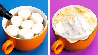 40 DELICIOUS COFFEE HACKS  5-Minute Recipes For a Perfect Breakfast