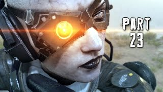 Metal Gear Solid 5 Phantom Pain Walkthrough Gameplay Part 23 - Code Talker (MGS5)