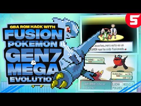 pokemon infinite fusion gba rom hack download