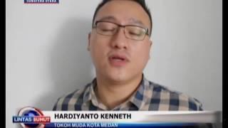 Download HARDIYANTO KENNETH BERIKAN BANTUAN CAMERA KEPADA JURNALIS KORBAN KEKERASAN OKNUM TNI AU