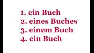 Немецкий язык для начинающих. Урок 5