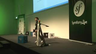 SymfonyLive Phantasialand 2018 - Denis Brumann - Symfony + React = ?