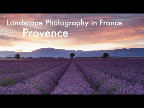Landscape and Travel Photography in France - Provence