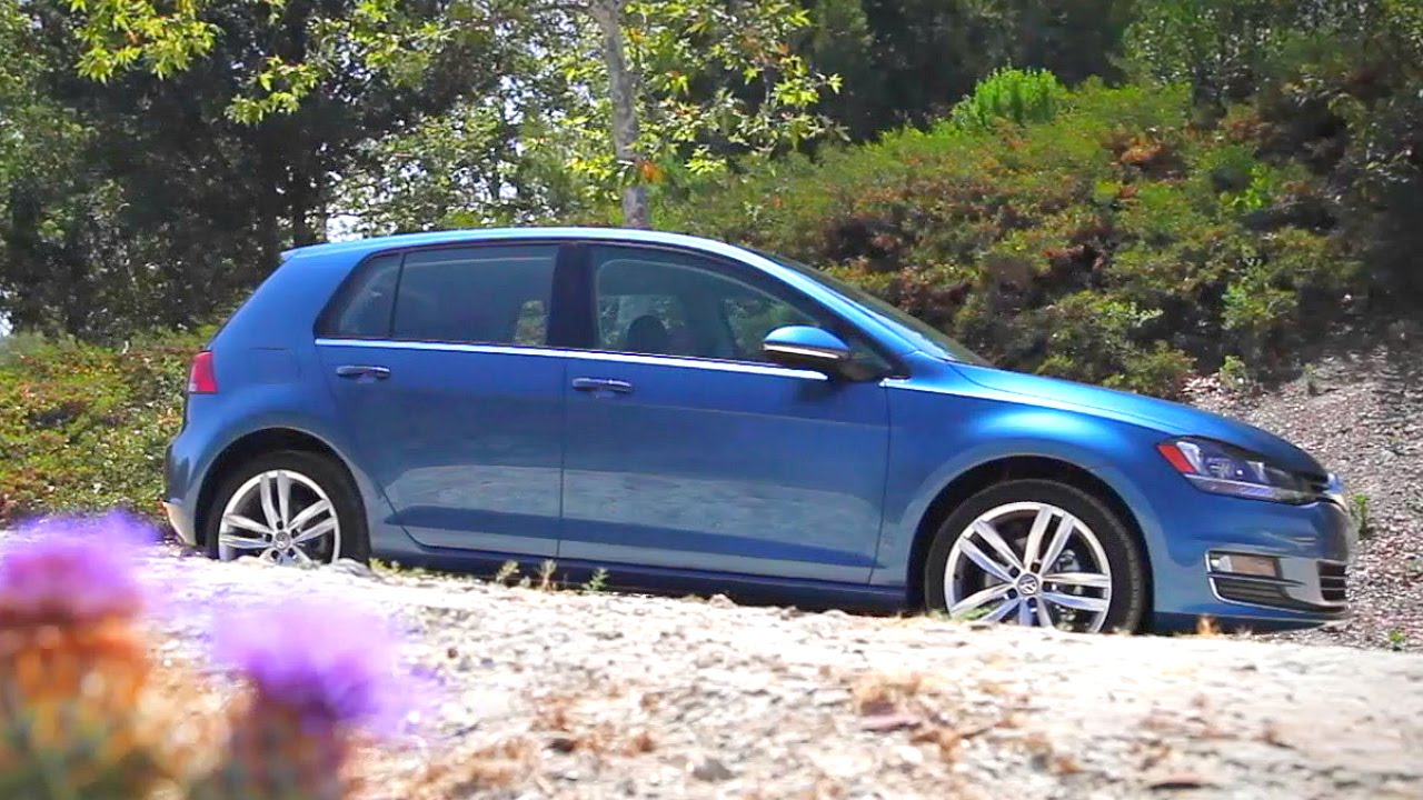 2015 volkswagen golf review and road test youtube. Black Bedroom Furniture Sets. Home Design Ideas