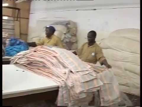 ADHAMA TEXTILE & GARMENT INDUSTRY LIMITED, KANO