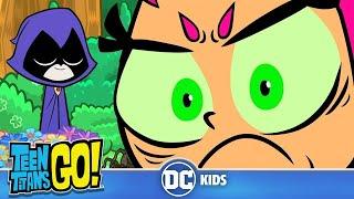 Teen Titans Go! em Português | O Jardim Não Tão Secreto | DC Kids
