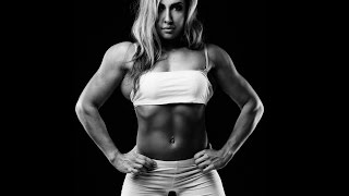 Как сделать узкую талию - Тренировка спины и плеч - Айкина Анастасия