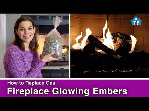 Do you need glowing embers for your fireplace?