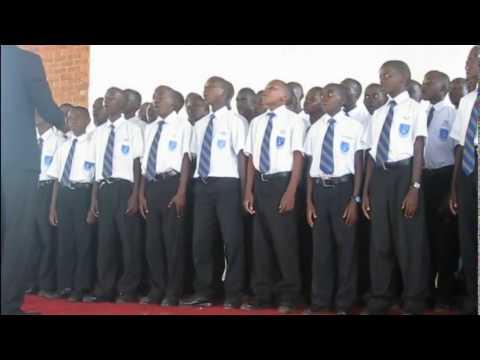 Tewali An'akubuuza   Kisubi Seminary
