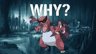 why mega evolve 35 krookodile