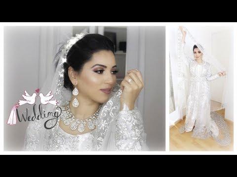 GRWM Bridal Edition | Mise en beauté de la mariée marocaine