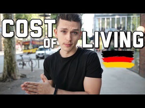 Cost of Living in Germany - HOW MUCH MONEY DO YOU NEED?