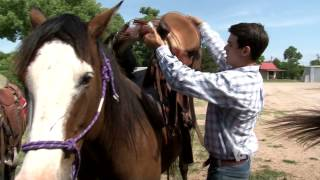 Be a Cowboy on an American Longhorn Ranch