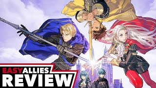 Fire Emblem: Three Houses - Easy Allies Review (Video Game Video Review)