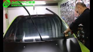 Защитная Пленка на лобовое стекло ClearPlex от BodyCar(Пленка ClearPlex имеет три преимущества: 1:защищает лобовое стекло от сколов, трещин и царапин; 2:блокирует ультр..., 2012-11-27T22:51:01.000Z)