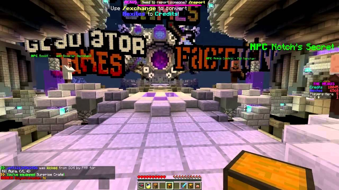 Minecraft: Hunger Games w/Mitch! Game 487 – DOUBLE FEATURE!