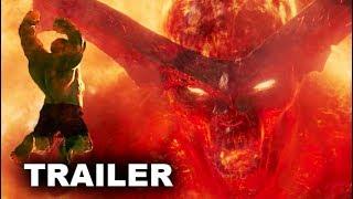 Thor 3: Ragnarok - Trailer 2 Subtitulado Español Latino 2017