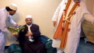 Guest from Ajmer 1. Syed Sarwar Chishty on visit of Al-Sheikh Al-Sayed Hashimuddin Al-Gaylani