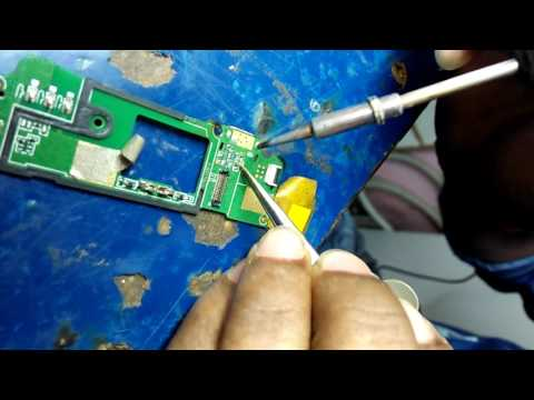HTC desire 620g charging ic solution